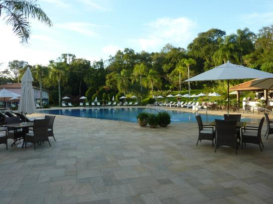 Belmond Hotel das Cataratas: Pool area