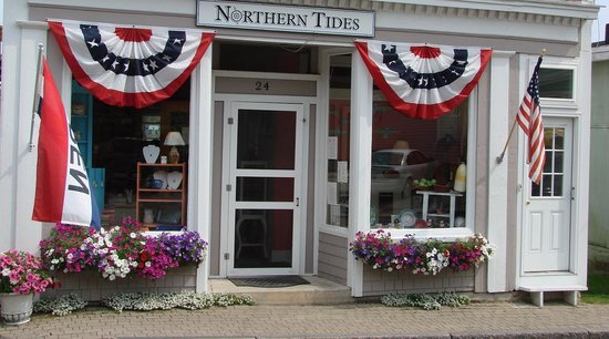 Lubec blooms at Northern Tides.