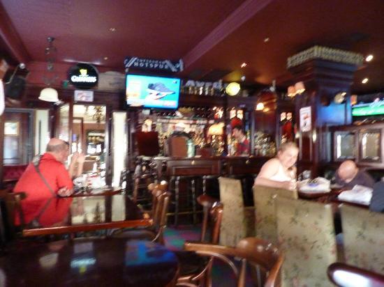 The North Shield Pub: North Shield Interior