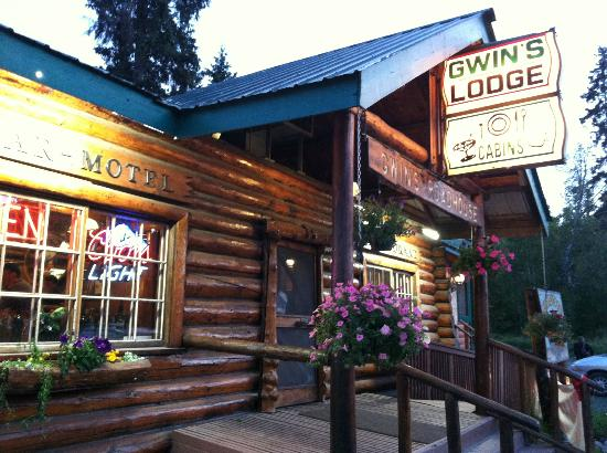 Gwin's Lodge and Restaurant: Gwin's Lodge