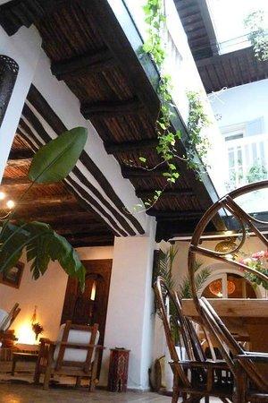 Riad 'Chez Dar Ma' : Ground floor