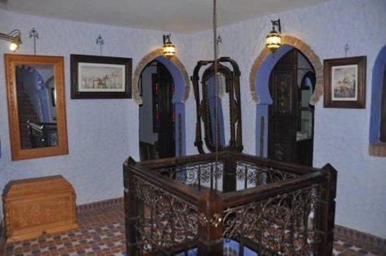 Dar Lbakal: couloir