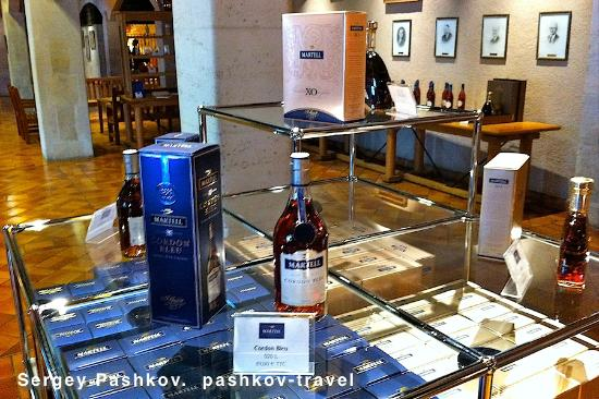 Martell Cognac : Магазин