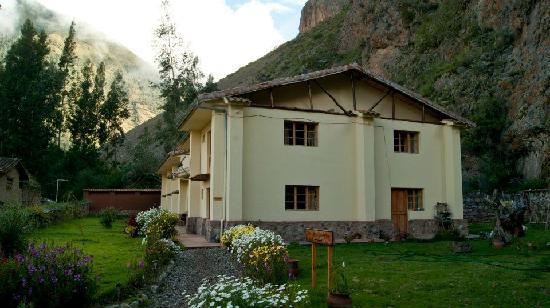 Apu Lodge: ApuLodge, vista exterior