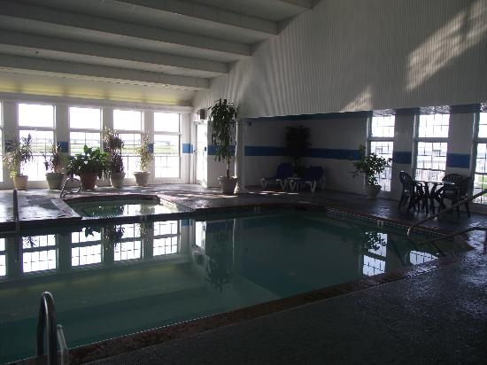 Comfort Suites Chincoteague: Indoor pool!