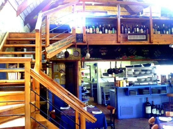 B's Steakhouse : SanteFe Decor.