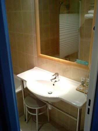 Mercure Tours Centre Gare: Salle de bain