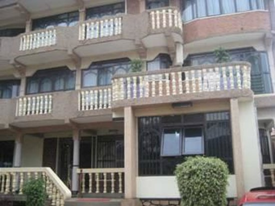 Mount Kigali Hotel: Hotel