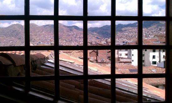 أمارو هوستل: View from room