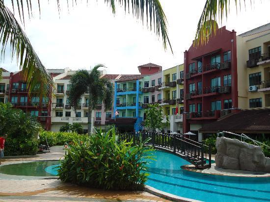 蘭卡威海灣別墅度假村照片