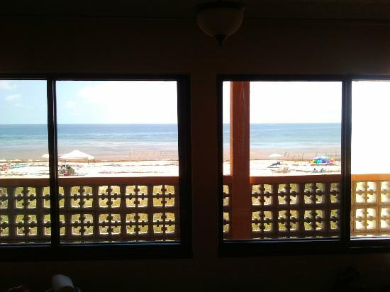 Buccaneer Inn: View from room