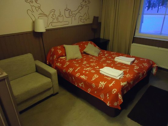 Hotel Hullu Poro - The Crazy Reindeer: Nice rooms