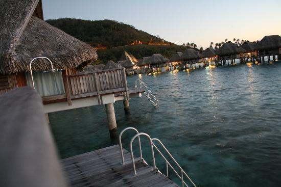 Sofitel Moorea Ia Ora Beach Resort: My view