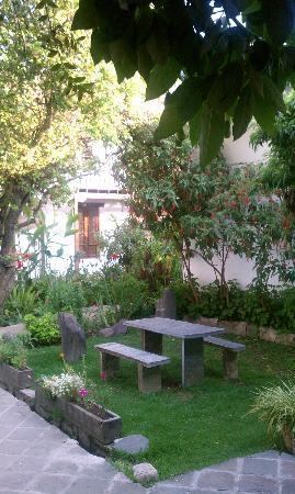 El Albergue Ollantaytambo: Gardens