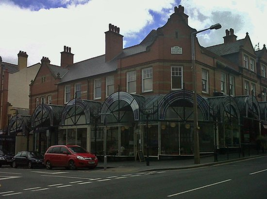 The Glass Lounge: Glass Lounge, Colwyn Bay