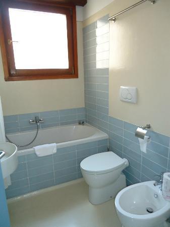 Casa Kirsch: Baño