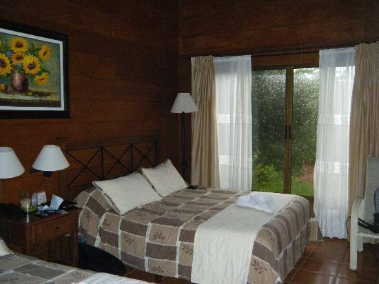 Hotel El Silencio del Campo: inside cabin #6
