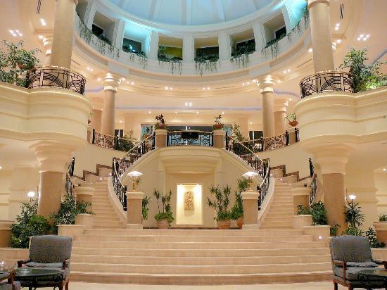 Renaissance Sharm El Sheikh Golden View Beach Resort: interno hotel