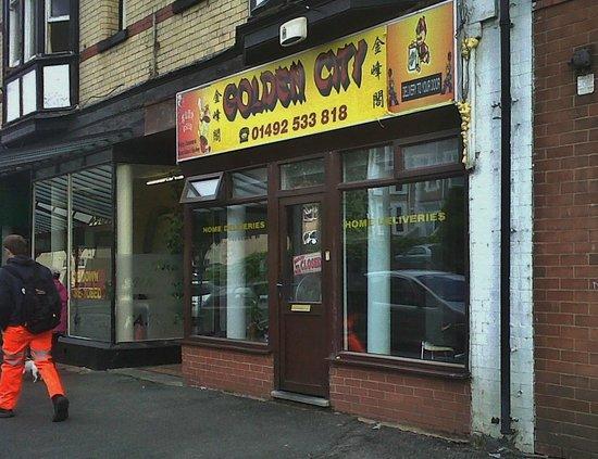 Golden City, Colwyn Bay