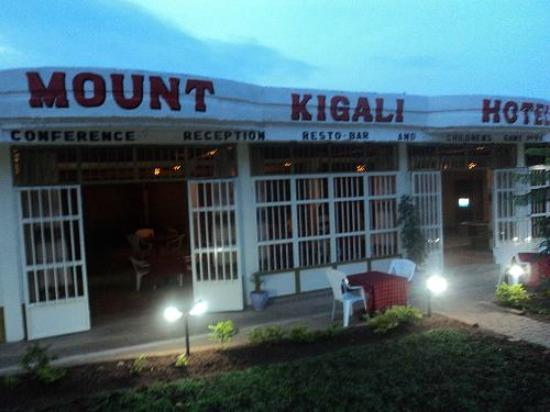 Mount Kigali Hotel: r
