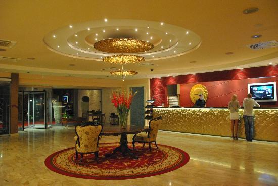 Melia Coral: Hall de entrada