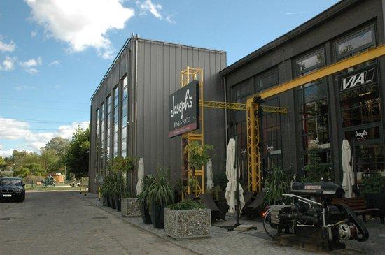 Joseph's Wine Bar & Restaurant
