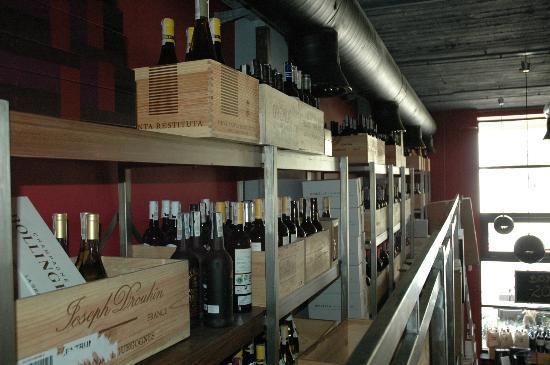 Joseph's Wine Bar & Restaurant: Wine Shop