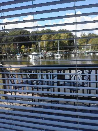 Old Harbor Inn: view