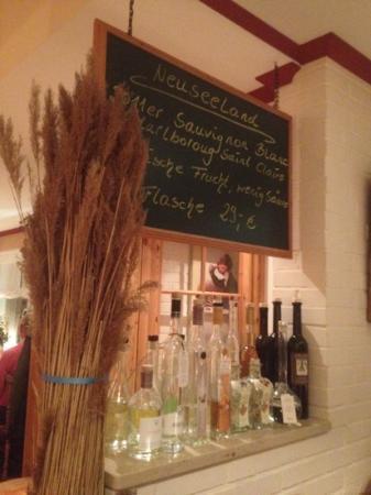 Tampe' s Restaurant: Eingangsbereich