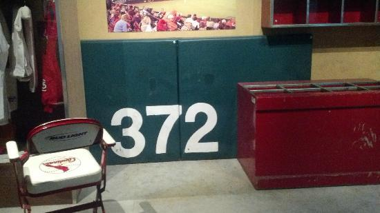 Missouri History Museum: Artifacts from Busch Memorial Stadium