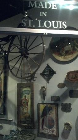 Missouri History Museum: Items made in St. Louis prior to the year 1900