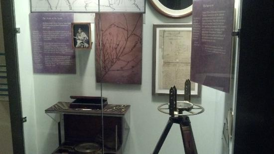 Missouri History Museum: Surveyor's Tools Used in Early St. Louis History