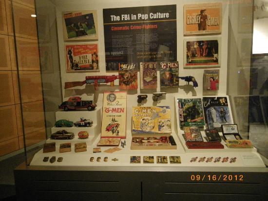 Newseum: G-Man Movies