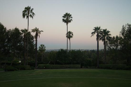 The Langham Huntington, Pasadena, Los Angeles: Sunset!