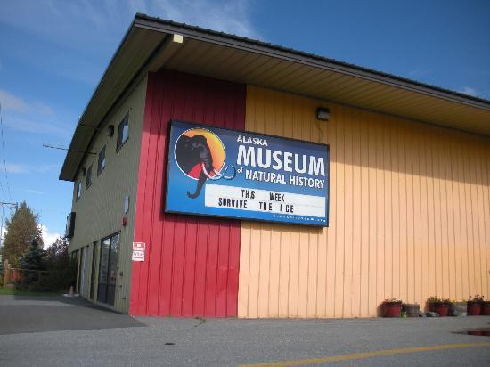 Alaska Museum Of Science And Nature Reviews