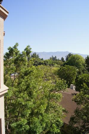 The Langham Huntington, Pasadena, Los Angeles: View from our room!