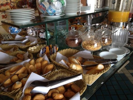 Hotel Ferradura Private: café