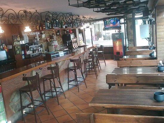 "Restaurante O Muro ""Deguste Calidad"": Bar"