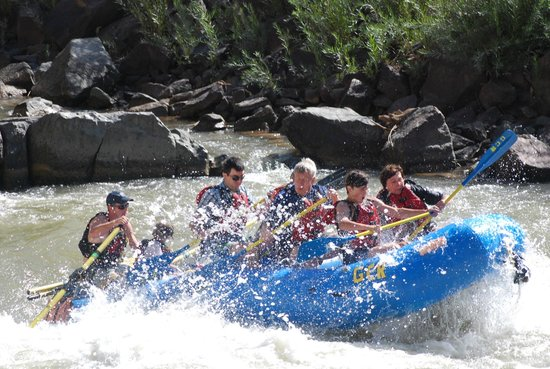 Glenwood Canyon Rafting, Inc.: Check out the video as well!