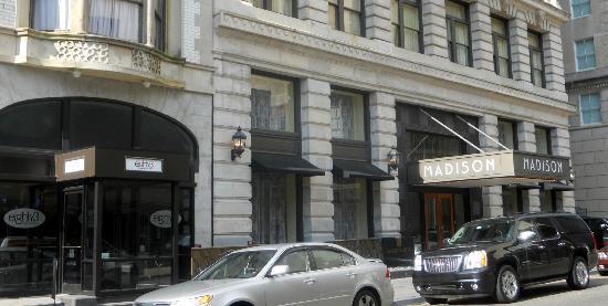 MADISON HOTEL - madison avenue