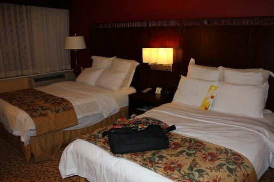 Portland Marriott at Sable Oaks: comfortable beds