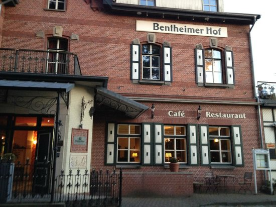 Restaurants Bad Bentheim