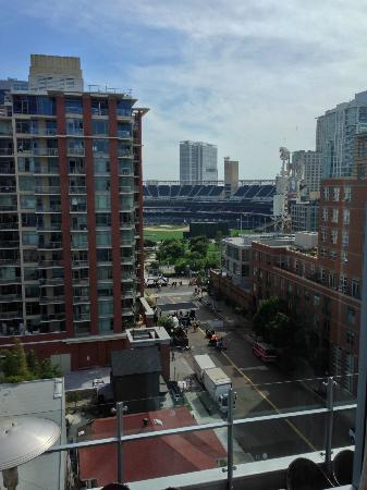 Hotel Indigo San Diego Gaslamp Quarter: View from room