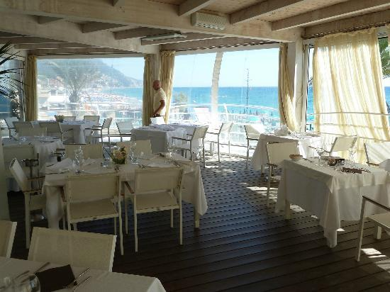 Hotel de la Plage: ristorante