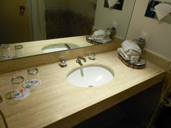 Hotel PF: Vanitory