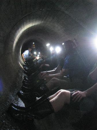 Figure of 8-Below the Surface Tunnel Tours