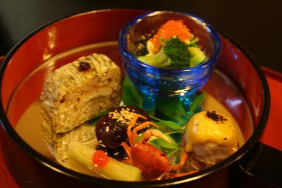 Atami Sekitei : Further dishes