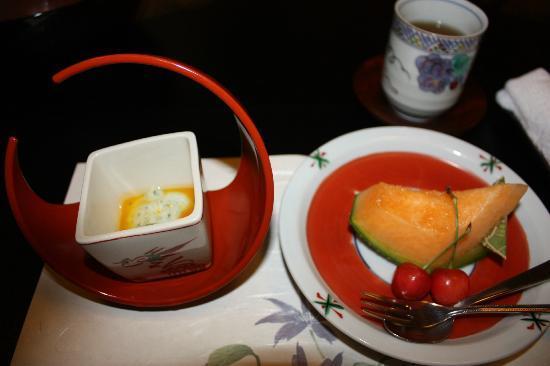Atami Sekitei : Dishes