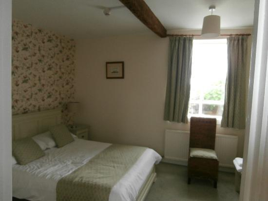 The Old Vicarage: our room
