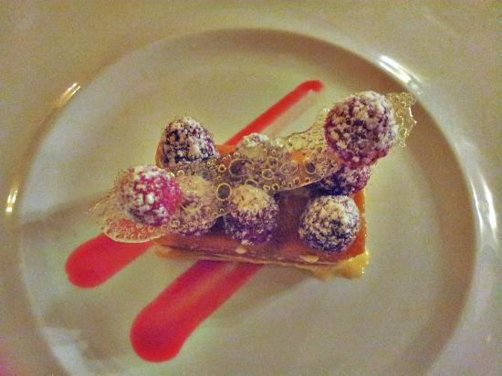 Restaurant De Bastard: Dessert
